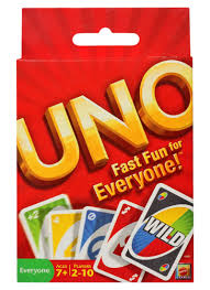 Mattel Games UNO Fast Fun for Everyone