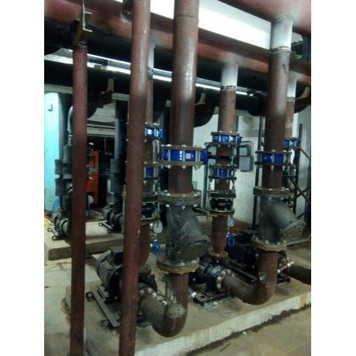 HVAC Pipe Line Services