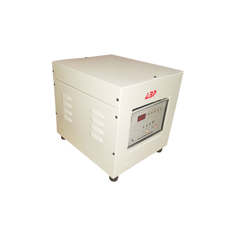 5KVA Servo Voltage Stabilizer (1ph)