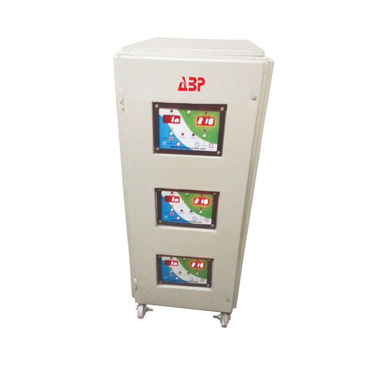 10KVA Servo Voltage Stabilizer (1ph)
